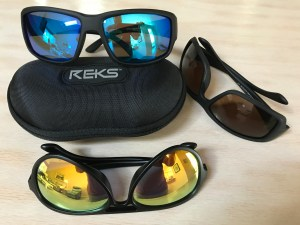 Reks Polarized Sunglasses