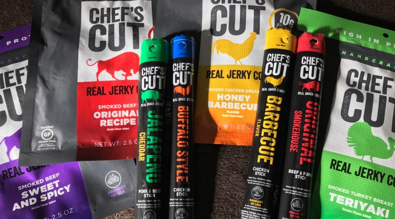 Chef's Cut Beef Jerky