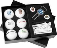 Golfballs.com Gift Set