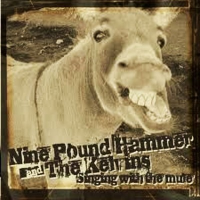 Nine Pound Hammer And The Kelvins ‎– Singing With The Mule