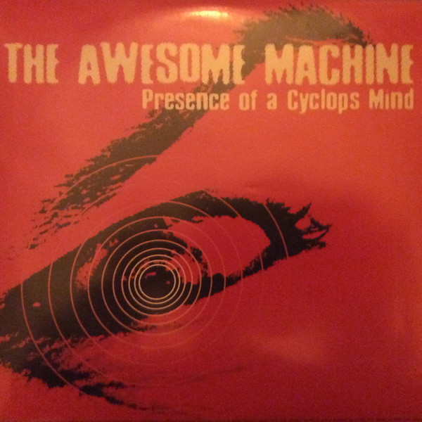 """The Awesome Machine / Duster 69 split 10"""""""