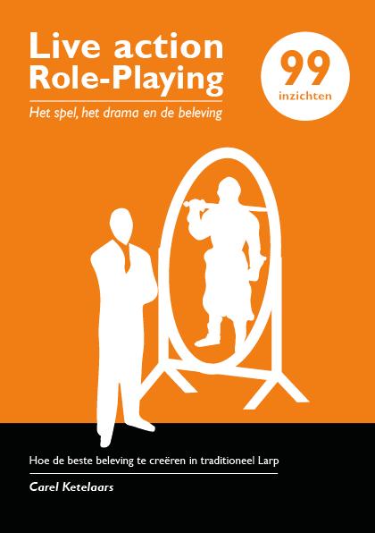 Nu verschenen: het eerste NL boek over Larp