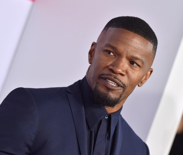 Jamie Foxx Parties It Up In Miami Without Katie Holmes