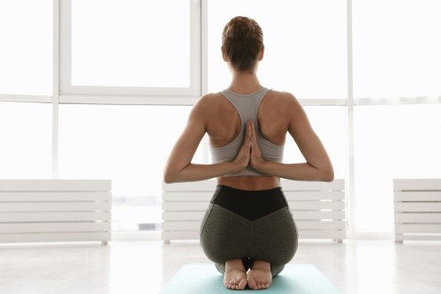 Forest Article Yoga