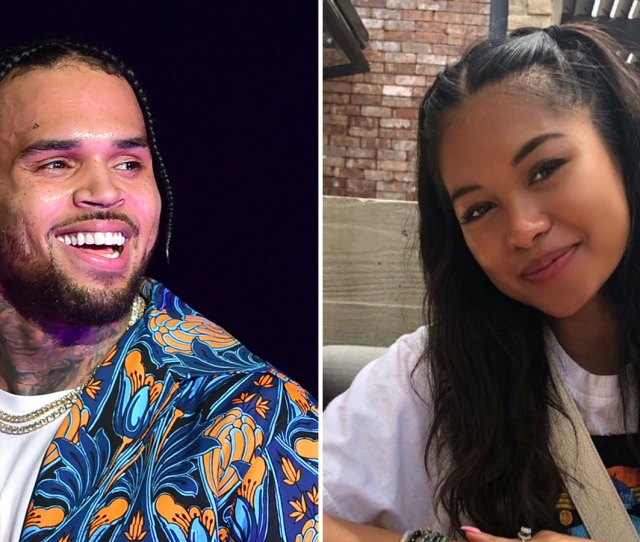 Chris Brown Expecting Baby No 2 Ex Gf Ammika Harris Pregnant With Their First Child