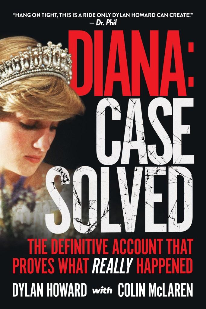 Princess Diana book Cover