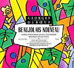 2003 Beaujolais Nouveau Label
