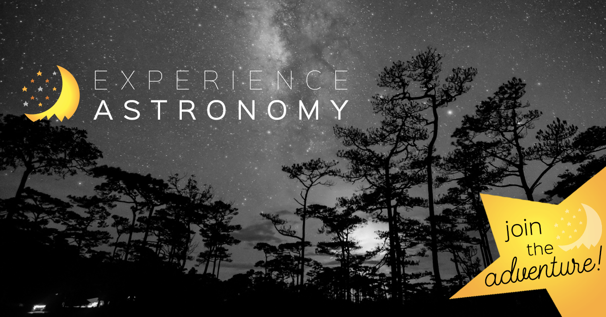 Experience Astronomy - Facebook