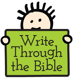 Write Through the Bible