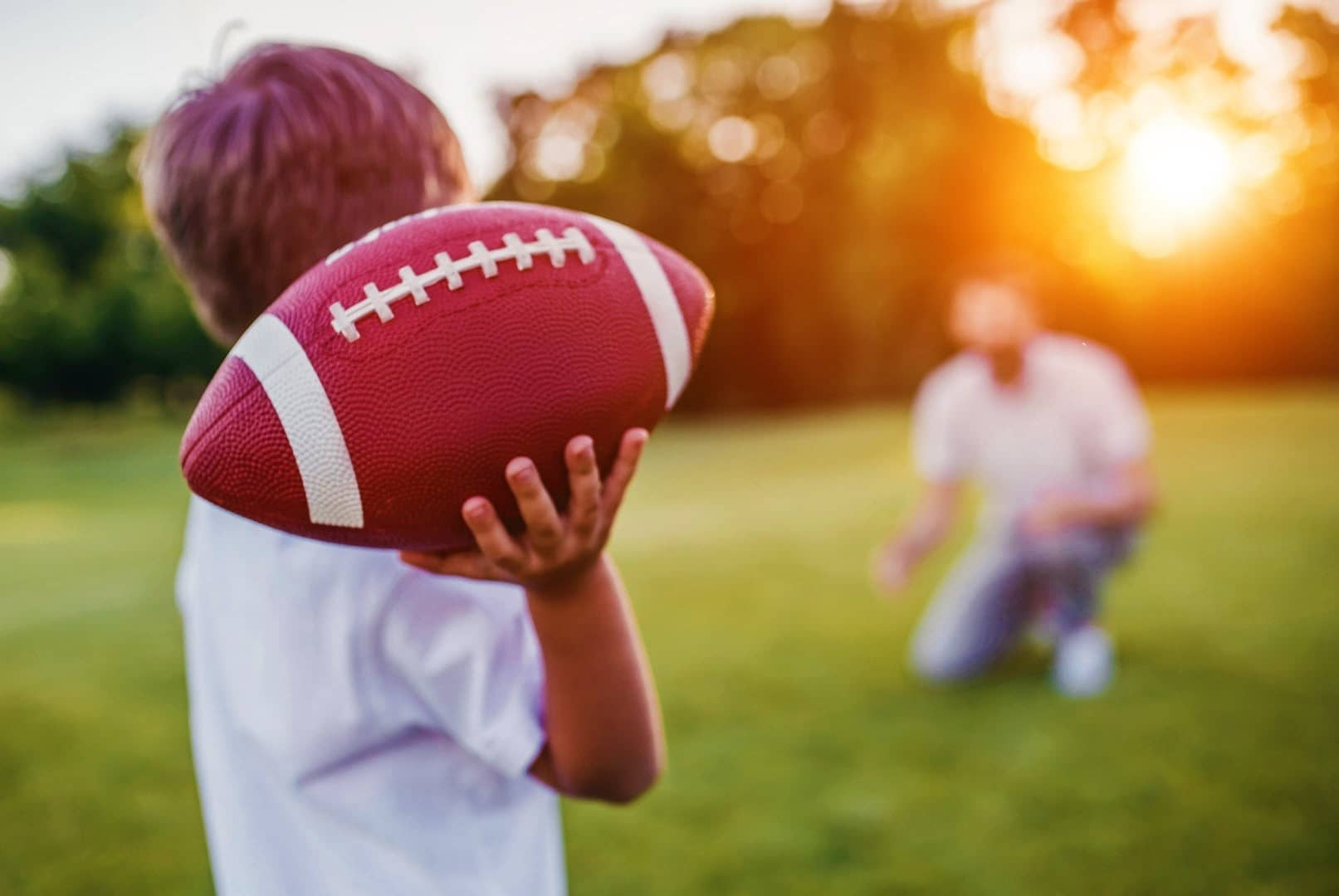 How to Make A Professional Football Field In Your Backyard