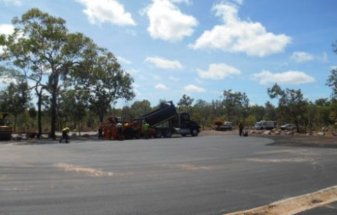 Litchfield road works
