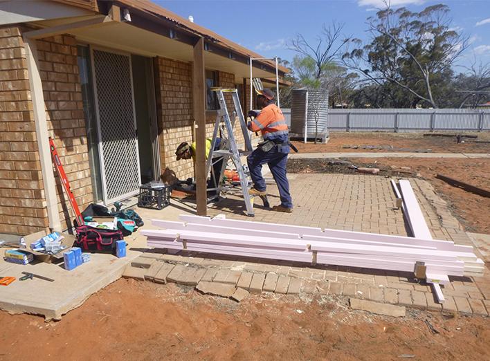 building construction australia