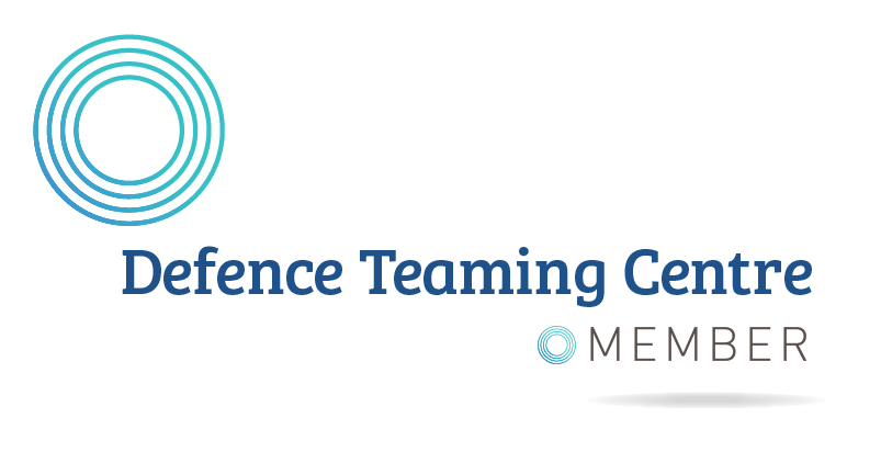 Intract become a Defence Teaming Centre Member