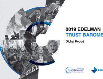 Edelman Trust Barometer: Implications for the Digital Workplace