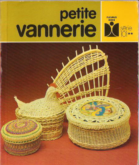 Petite vannerie Book Cover