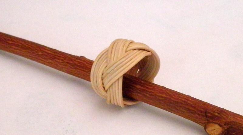 Anello a treccia / Braid Ring