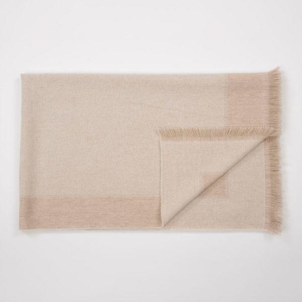 Intreccio Blanket Frame Cashmere Baby