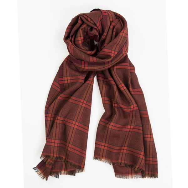 Stole Cashmere Scottish design