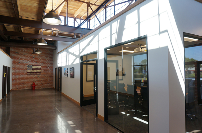 Alten Construction Office Remodel Interactive Resources