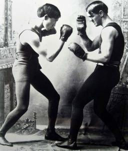 The age of Victorian boxers