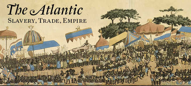 industrial revolution and the slave trade