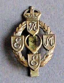 Cap badge R.E.M.E