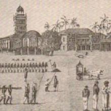 East India Company Drill