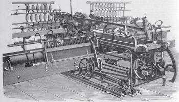 Spinning Jenny Industrial Revolution