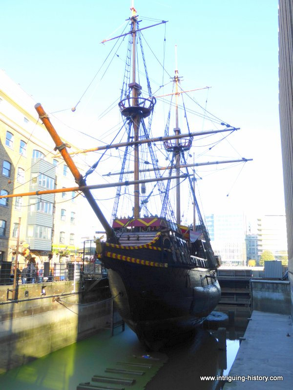 Golden Hind London