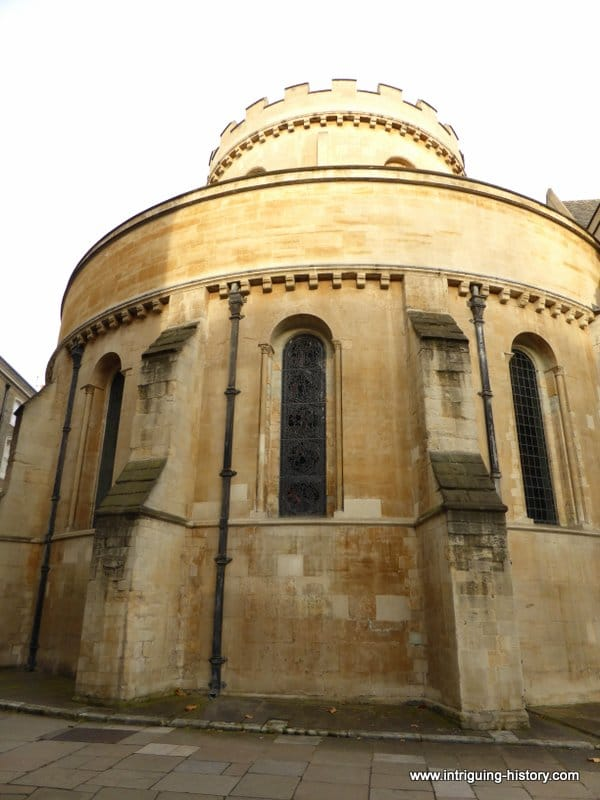 Temple Church london