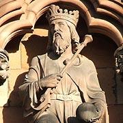 Anglo saxon king egbert