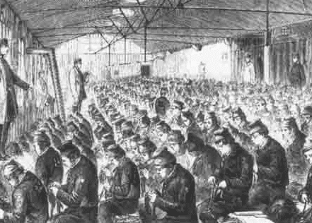 The workhouse system
