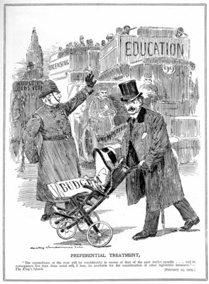 LLoyd George Cartoon