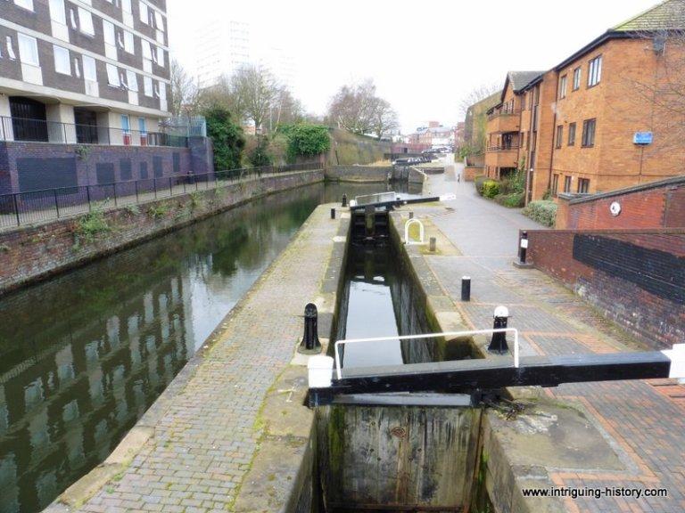 James Brindley Canal Engineer