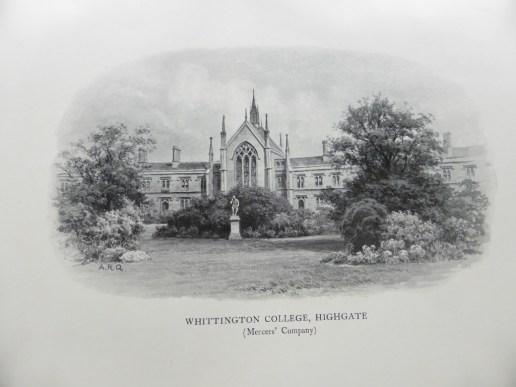whittington college