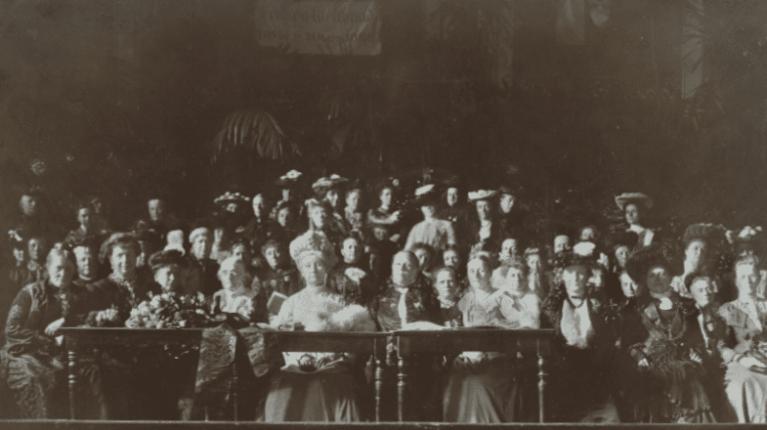 International Council of Women 1904