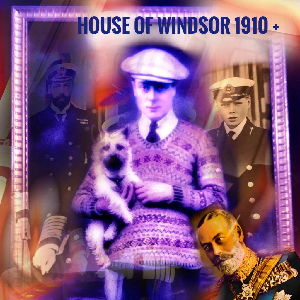 House of Windsor 1910 onwards