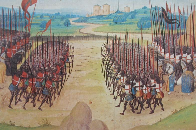 Medieval Soldiers List