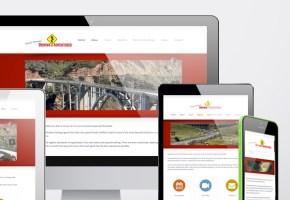 Drive Adventures is a responsive website