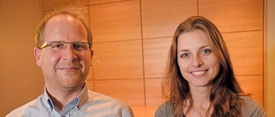 Webmistress - Bianca Roth & Webmaster - Benjamin Löwen - intriweb Team Trier