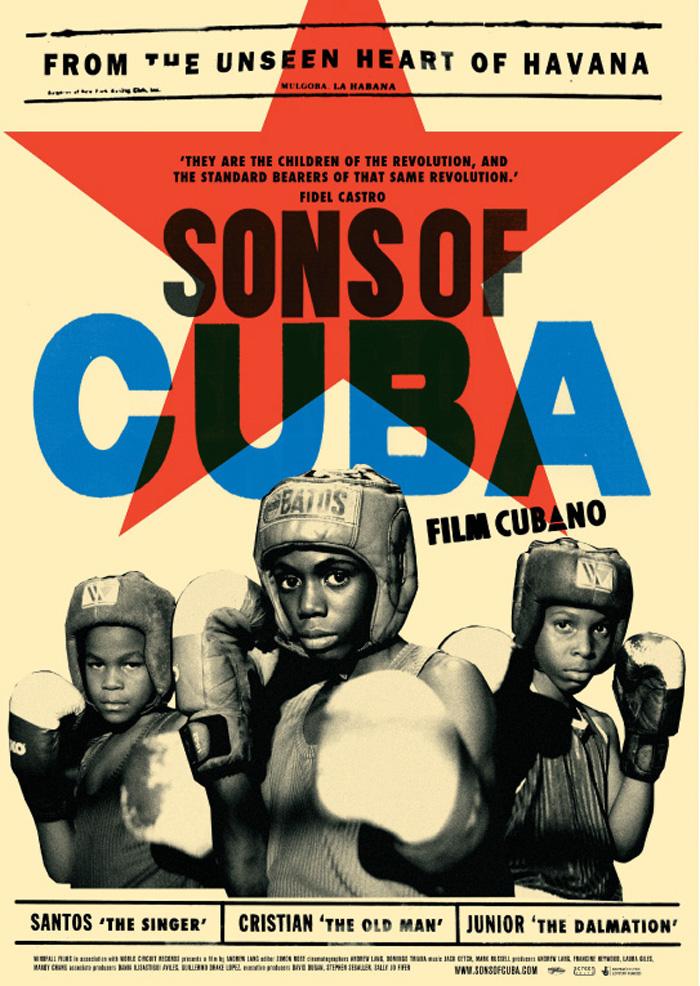 Sons Of Cuba Identity Intro Uk Design Direction