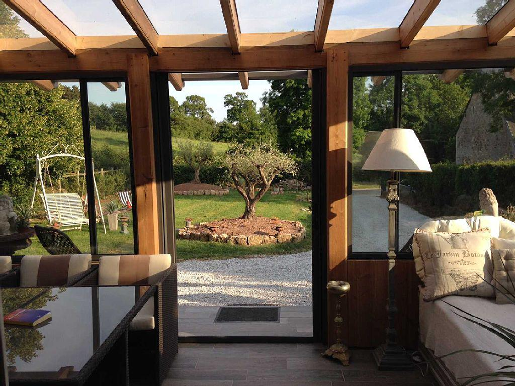 Louer Maison Nature Tamerville Pour Deux Avec Jacuzzi Et