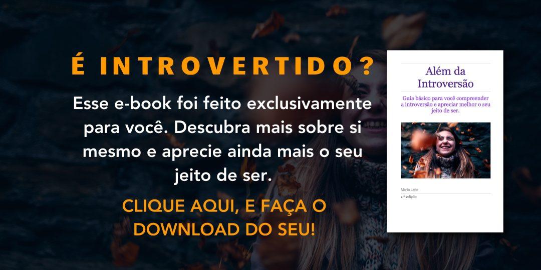 E-book Além da Introversão