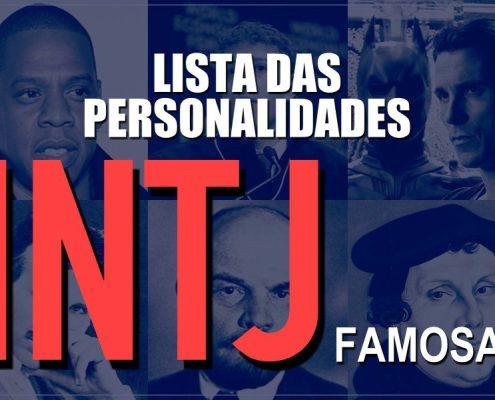 Lista de pessoas famosas com personalidade INTJ