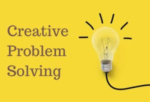 CREATIVE PROBLEM SOLVING IN BUSINESS