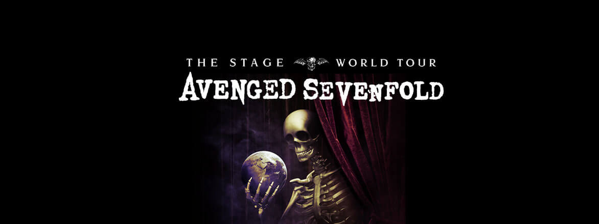 T95 Presents Avenged Sevenfold INTRUST Bank Arena