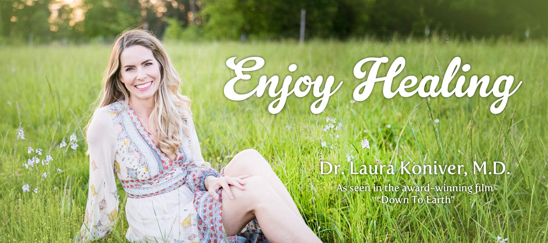 Enjoy Healing - Dr. Koniver - Intuition Physician