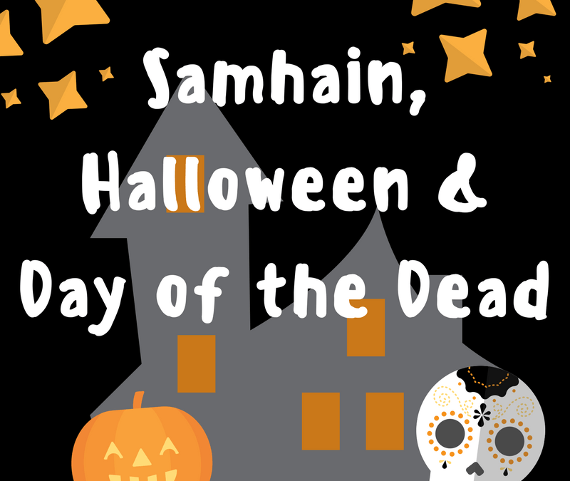 samhain halloween and day of the dead traditions