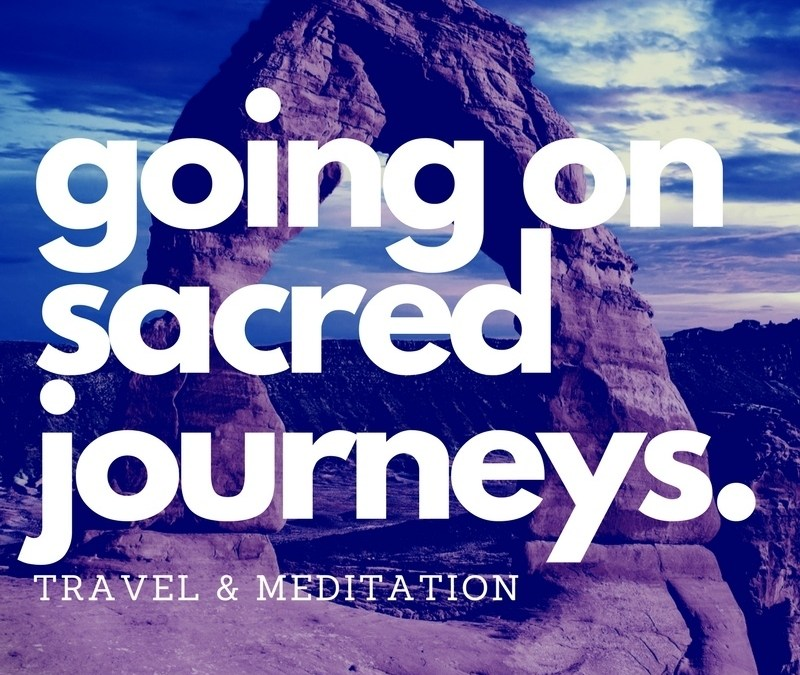 Going on Sacred Journeys