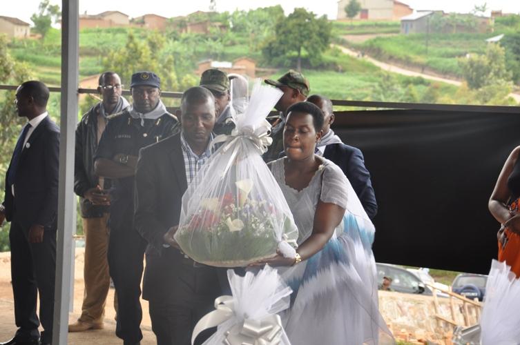 Abayobozi b'Akarere ka Kamonyi bungirije